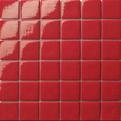 Area25 Rosso | Glass mosaics | Mosaico+