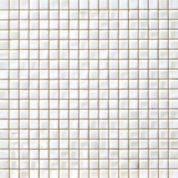 Concerto Biancopuro | Glass mosaics | Mosaico+