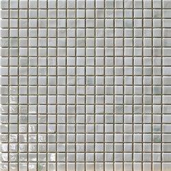 Concerto Argento | Glass mosaics | Mosaico+