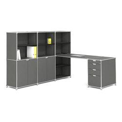 DeskTop 23792 | Bureaux individuels | System 180
