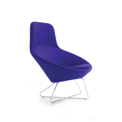 Conic | Sillones lounge | Allermuir Limited