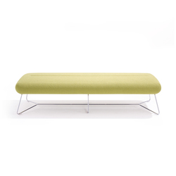 Freeflow | Waiting area benches | Allermuir Limited