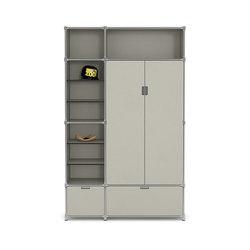 Garderobe 17912 | Garderobenschränke | System 180