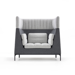 Haven | Lounge chairs | Allermuir Limited