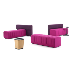 Haven | Lounge-work seating | Allermuir Limited