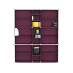 Regal 17755 | Office shelving systems | System 180