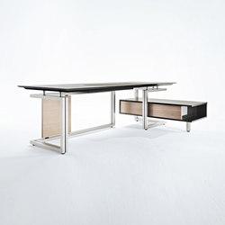 Vara desk | Scrivanie direzionali | Tecno