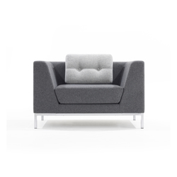 Octo | Poltrone lounge | Allermuir Limited
