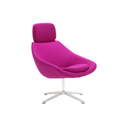 Open | Lounge chairs | Allermuir Limited