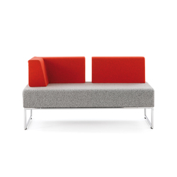 Pause | Waiting area benches | Allermuir Limited