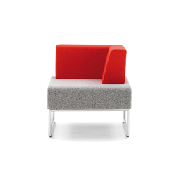 Pause | Lounge chairs | Allermuir Limited