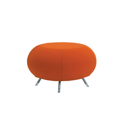 Pebble | Poufs | Allermuir Limited
