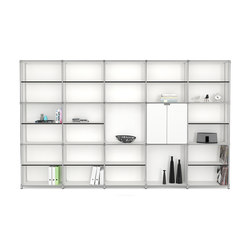 Regal 22917 | Office shelving systems | System 180