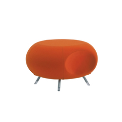 Pebble | Ottomans | Allermuir Limited