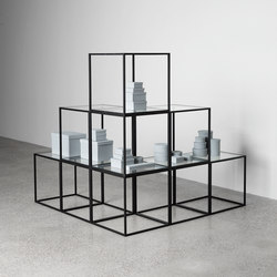 GRID display | Space dividers | GRID System