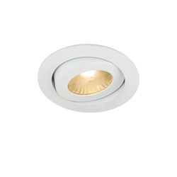 Premium LED recessed ceiling luminaire 9W | General lighting | UNEX