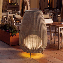Amphora 02 pie | Floor lights | BOVER