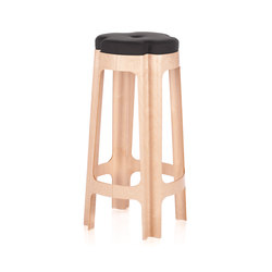 Bloom Bar UPH Medium | Tabourets de bar | Riga Chair