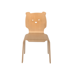 Chair Creatures bear | Kids chairs | Riga Chair