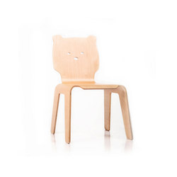 Chair Creatures bear | Sedie infanzia | Riga Chair