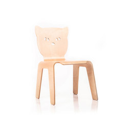Chair Creatures cat | Sedie bambino | Riga Chair