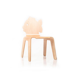 Chair Creatures fish | Sedie bambino | Riga Chair