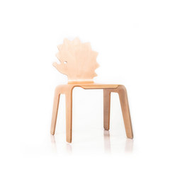 Chair Creatures hedgehog | Sedie infanzia | Riga Chair