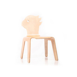 Chair Creatures parrot | Chaises enfants | Riga Chair