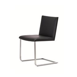 Kati Q cantilever chair | Besucherstühle | Frag