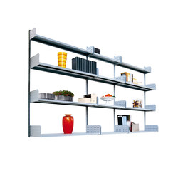 Trieste | Office shelving systems | Rexite