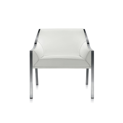 Aileron L lounge armchair | Lounge chairs | Frag