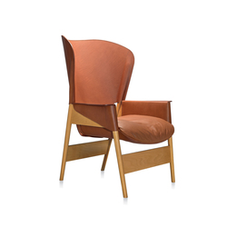 Heta bergère | Lounge chairs | Frag