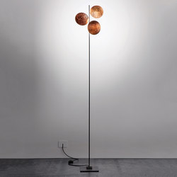 Lederam F3 | Free-standing lights | Catellani & Smith