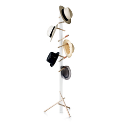 Woodpecker coat stand | Percheros de pié | Frag