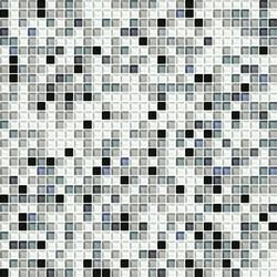 Cromie 10x10 Acciaio G Mix 1 | Glass mosaics | Mosaico+