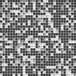 Cromie 10x10 Cenere M Mix 7 | Glass mosaics | Mosaico+