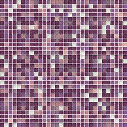 Cromie 10x10 Orchidea M Mix 7 | Mosaïques verre | Mosaico+