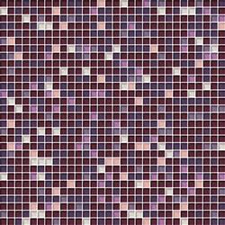 Cromie 10x10 Porpora G Mix 7 | Mosaïques verre | Mosaico+