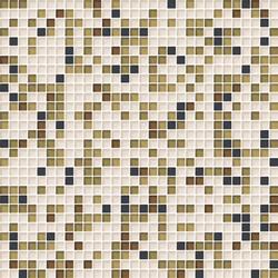 Cromie 10x10 Senape M Mix 1 | Glass mosaics | Mosaico+