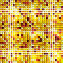 Cromie 10x10 Sole G Mix 1 | Glass mosaics | Mosaico+