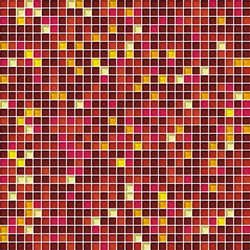 Cromie 10x10 Sole G Mix 7 | Glass mosaics | Mosaico+