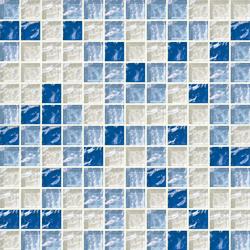 Cromie 23x23 Trani | Glass mosaics | Mosaico+