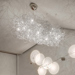 Fil de Fer Nuvola | General lighting | Catellani & Smith