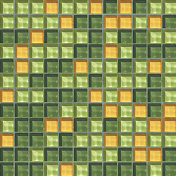Cromie 23x23 Trevi | Glass mosaics | Mosaico+