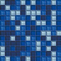 Cromie 23x23 Taormina | Glass mosaics | Mosaico+