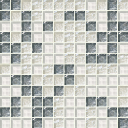 Cromie 23x23 Merano | Glass mosaics | Mosaico+