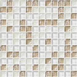 Cromie 23x23 Bassano | Glass mosaics | Mosaico+