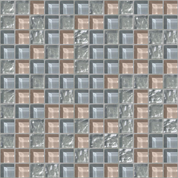 Cromie 23x23 Gubbio | Glass mosaics | Mosaico+