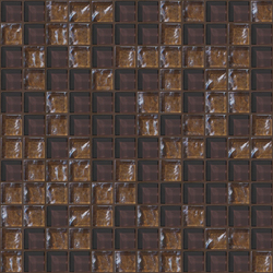 Cromie 23x23 Volterra | Glass mosaics | Mosaico+