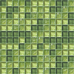 Cromie 23x23 Palmanova | Glass mosaics | Mosaico+